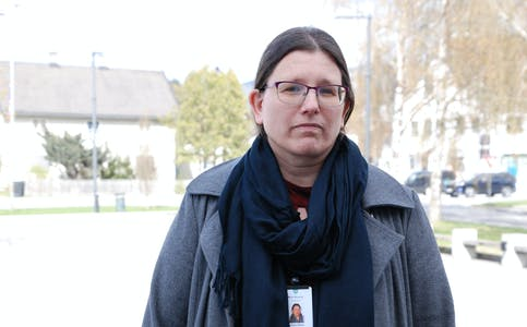 Kommuneoverlege Kristin Sekse
