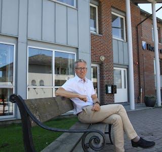 Kommunedirektør i Nome, Rune Engehult.