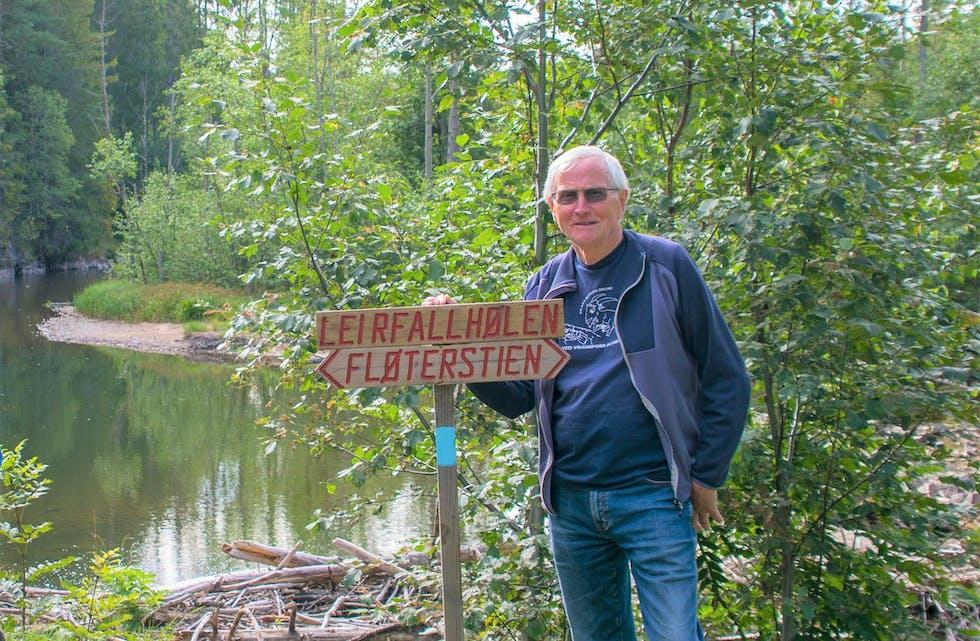Friluftslivetsuke uke byr på flere fellesturer og arrangement denne uka. Blant annet kan du bli med Vemund Lindgren på tur langs Fløterstien.