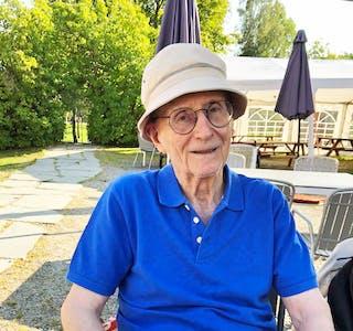 Miklos Vassanyi fyller 85 år 11. september i år.