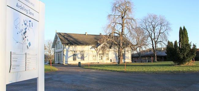 Nome vgs. her representert ved avdelingen på Søve.