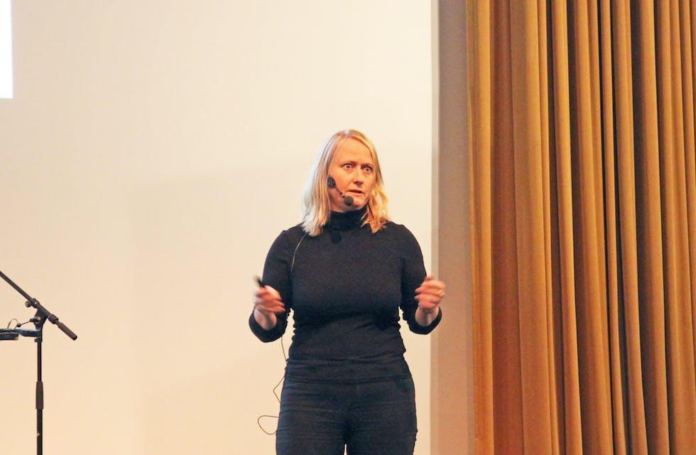 Kirsti Arvesen Nesheim